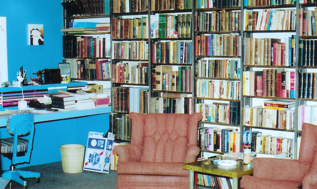 Library at 69 Symphony