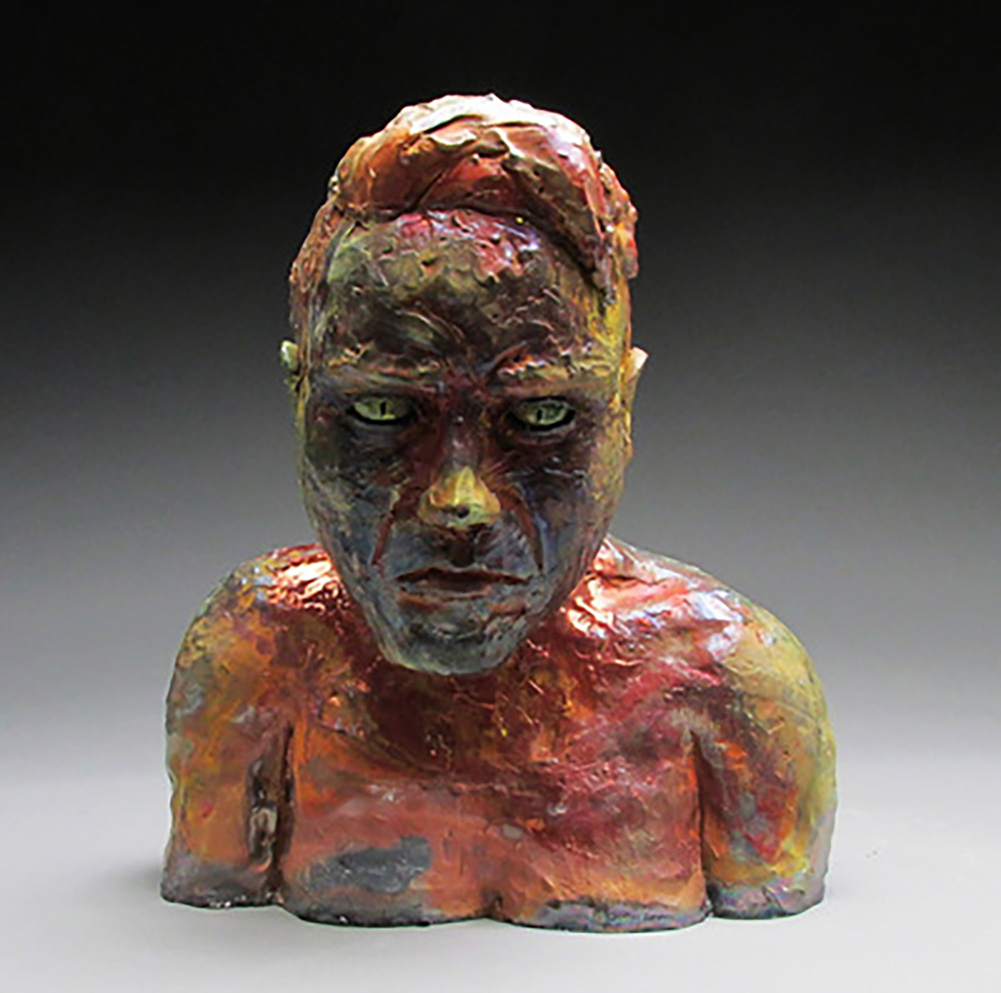 Liam Calhoun ceramic artwork