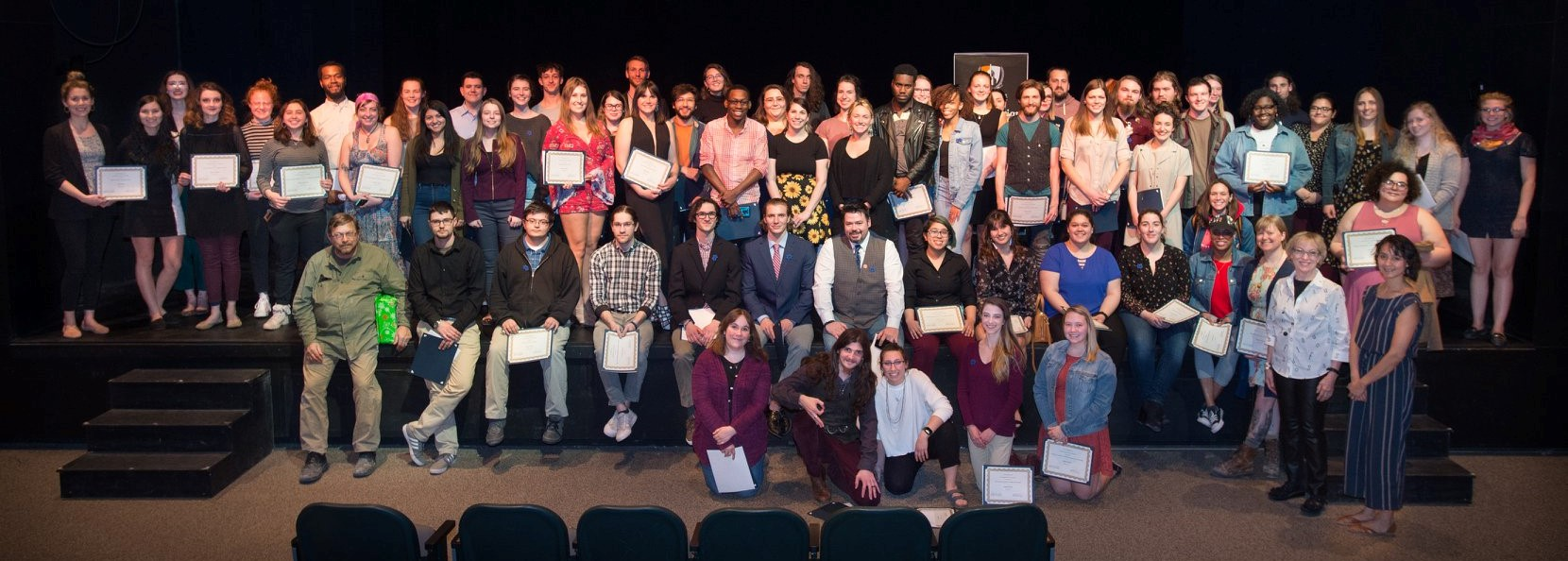 2019 award and scholarship winners